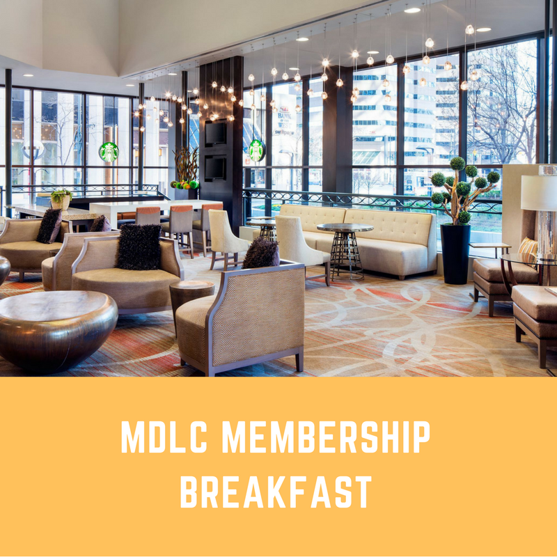 MDLC Membership Breakfast