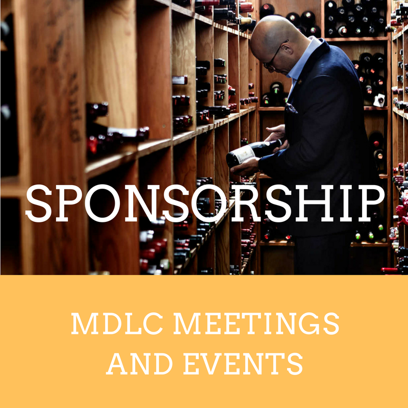 MDLC meetings and events sponsorship
